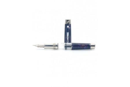 Stipula La 22 notturno steel nib fountain pen