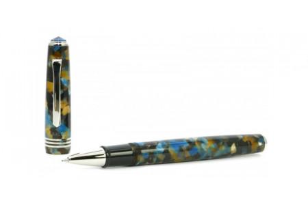 Tibaldi N60 Blu Samarkand roller