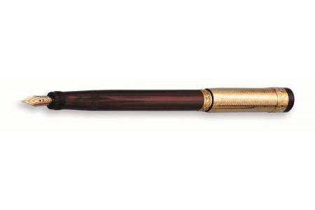 Aurora Nobile solid gold fountain pen