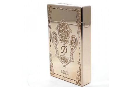 Dupont Paris 1872 L2 rose gold