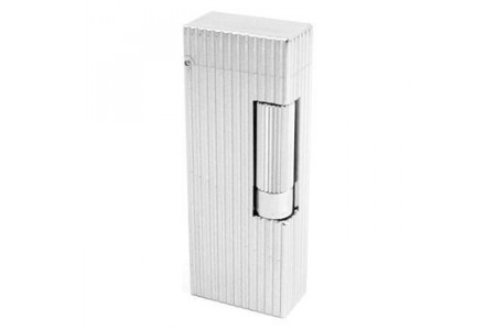 Dunhill White Spot Rollagas Linee verticali