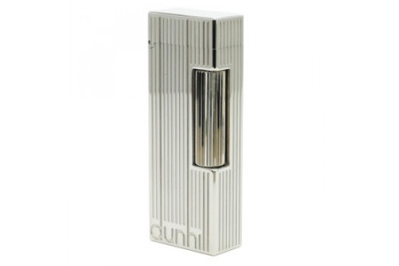 Dunhill White Spot Rollagas Pinstripe
