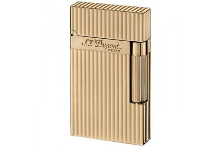 Dupont Linea 2 linee verticali oro giallo 016827