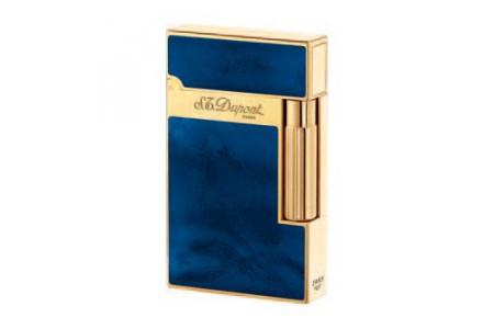 Dupont Linea 2 Atelier lacca blu oro 016134
