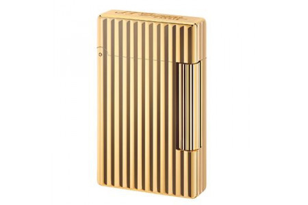 Dupont Initial bronzo linee verticali 020803B