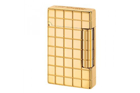 Dupont Initial bronzo oro quadri 020801B