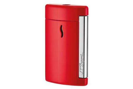 Dupont MiniJet rosso opaco 010514