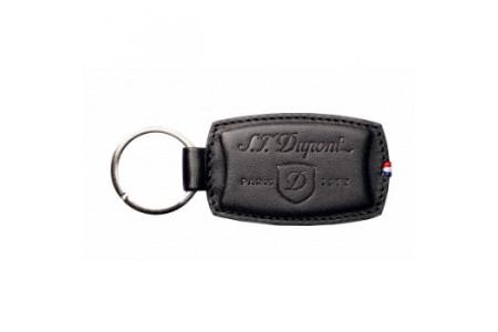 Dupont Key Rings leather black