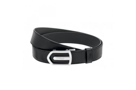 Dupont Belts line D auto lock blazon  black