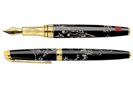 Caran d Ache Year of the Dog fountain pen