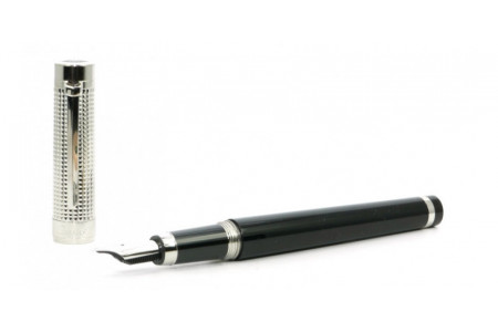 Cartier Pasha clous de Paris fountain pen