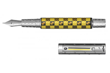 Montegrappa Harry Potter House Colors Hufflepuff fountain pen