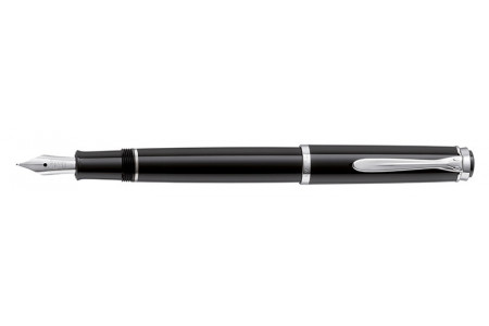 Pelikan Elegance P205 rhodium trim fountain pen