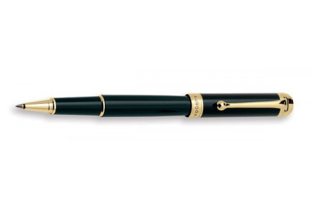 Aurora Talentum finesse black gold trim roller