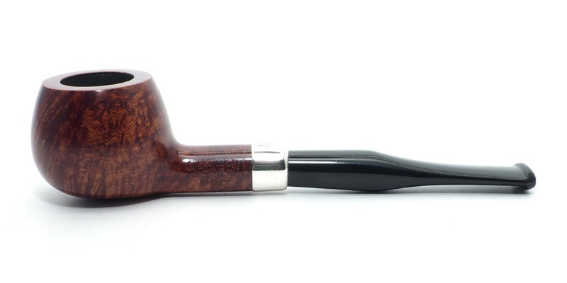 Peterson Army Silver Mounted Brown asmbr43