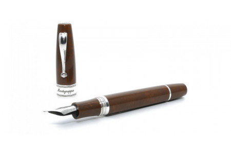 Montegrappa My Design extra tobacco celluloide