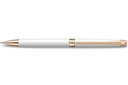Caran d Ache Leman Slim White mechanical pencil