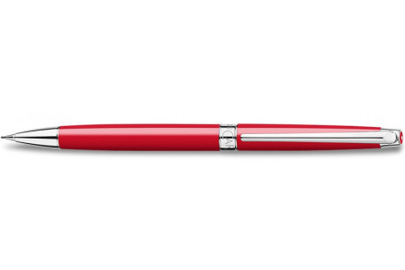 Caran d Ache Leman Slim Red mechanical pencil