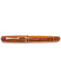 Momento Zero Mango rhodium trim fountain pen