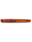 Momento Zero Mango ruthenium trim fountain pen
