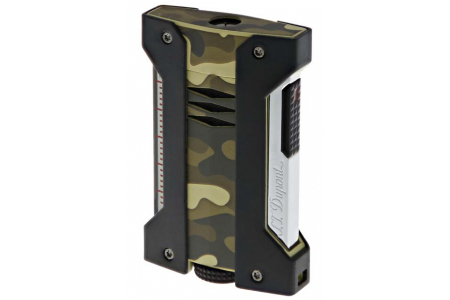 S.T. Dupont Defi Extreme camouflage green 021412