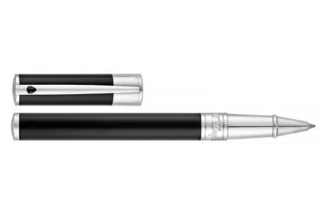 Dupont D-Initial black chrome trim roller 262200