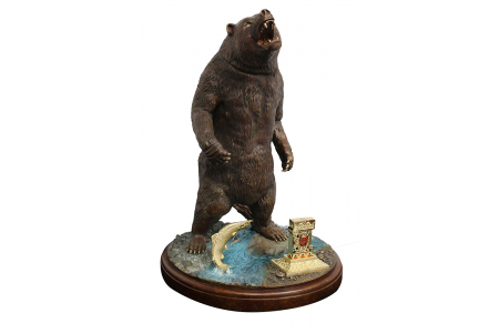 S.T. Dupont bear ultra exclusive L2 016311