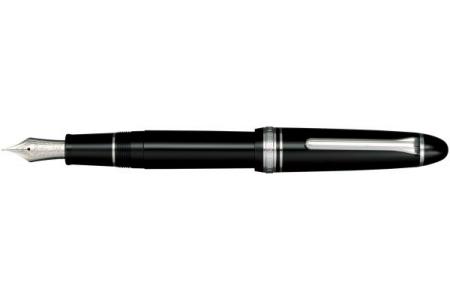 Sailor 1911 Large Series Large black rhodium trim fountain pen