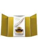 Pelikan Classic 200 Golden Beryl + Edelstein® Ink of The Year 2021 Golden Beryl fountain pen