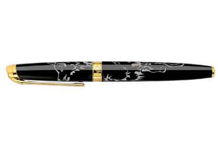 Caran d Ache Year of the Dog rollerball