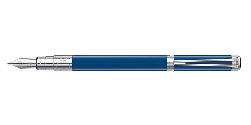 Waterman Perspective blue obsession st fountain pen