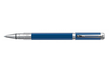 Waterman Perspective blue obsession st roller