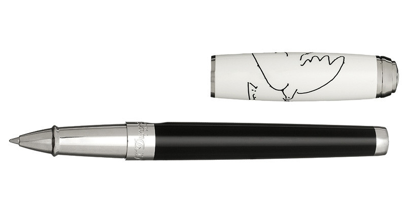 Dupont Picasso Dove of Peace  roller 412050L