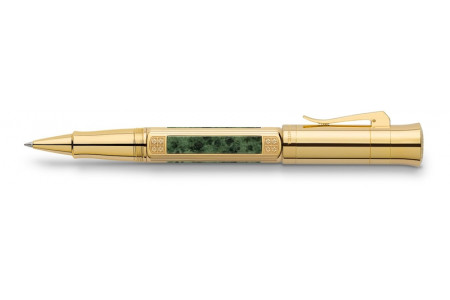 Graf von Faber-Castell Pen of the year 2015 placcata oro roller