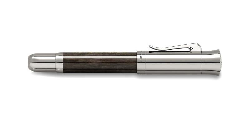 Graf von Faber-Castell Pen of the year 2019 Samurai placcata platino roller
