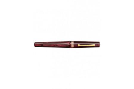 Leonardo Officina Italiana Wild World Celluloid Thirteen Panjin gold trim fountain pen