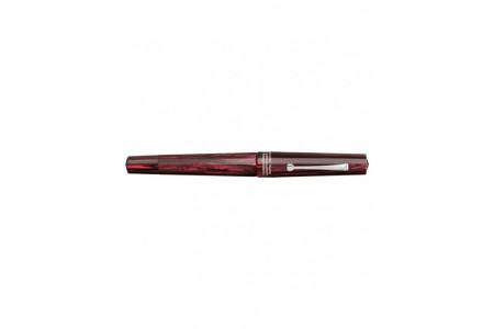 Leonardo Officina Italiana Wild World Celluloid Thirteen Panjin rhodium trim fountain pen