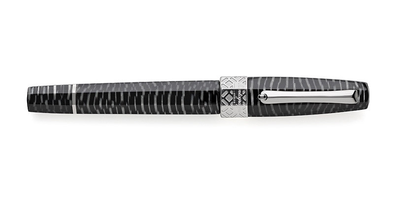 Montegrappa Extra Otto Limited zebra roller