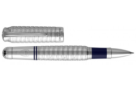 Montegrappa 60th UEFA Champions League argento roller