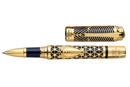 Montegrappa Champions League Best of the Best finiture oro 18kt. roller