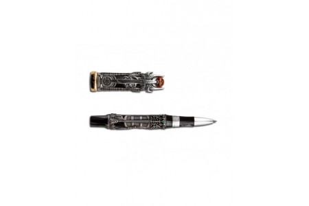 Montegrappa Lord Of The Rings finiture argento roller