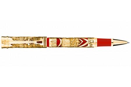 Montegrappa Monopoly 85° anniversario oro massiccio roller