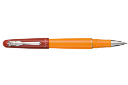 Montegrappa Tulip for team fox roller