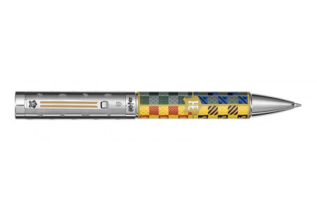 Montegrappa Harry Potter House Colors Hogwarts sfera