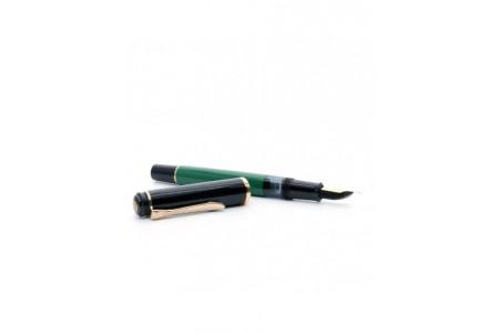Pelikan Elegance 251 verde nera stilografica